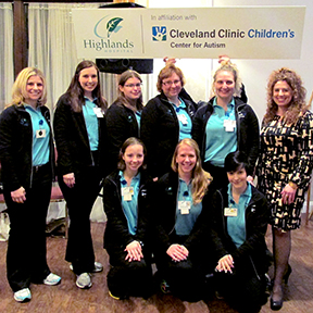 Autism Staff Highlands Hospital Cleveland Clinic